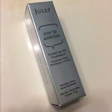 Julep Your Lip Addiction Lip Oil Treatment Clear .15 oz vegan cruelty free