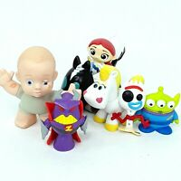 Toy Story figure doll Evil Emperor Zurg Big Baby Buttercup Unicorn Small Bulk