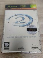 Halo 2: Limited Collector's Edition (Microsoft Xbox, 2004) STEELBOOK RARE