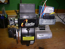 Carlin EZ-1 oil burner NEW part# 9687600JI with extras included