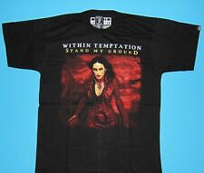 Within Temptation - Stand My Ground T-shirt NEW
