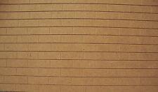 Dolls House Miniature MDF Brick Wall Sheet DIY Accessory 24cm x 12.7cm x 0.3cm