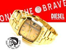 DIESEL LADIE'S STAINLESS STEEL GOLD IN GOLD WATCH DZ5232