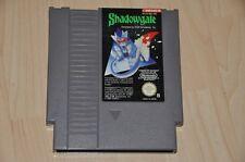 Nintendo NES Spiel Modul - Kemco - Shadowgate