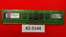 2GB Kingston ValueRAM KVR1333D3D8R9S/2GHT DDR3-1333 ECC/REG 1333MHz