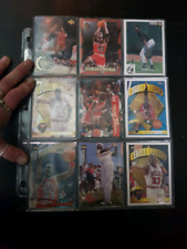 Vintage 1994-95 Topps NBA Basketball Trading Cards Sealed Pack -Series One