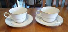 Noritake TULANE - Cup and Saucer set of 2