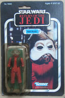 Star Wars Nien Nunb 1983 Old Kenner ROTJ Return of the Jedi Vintage figure