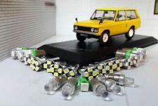 Land Range Rover Classic 2 puertas led VERDE COMPLETO SALPICADERO & Instrumentos