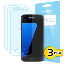 Spigen® Samsung Galaxy S7 [Crystal] Clear Screen Film Screen Protector - 3PK