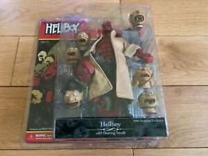 Hellboy With Floating Heads Mezco 2006 Summer Exclusive - BNIB - Rare/OOP