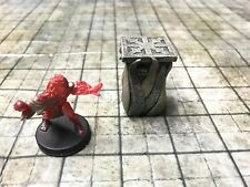 NEW Dwarven Forge Painted Resin Limited Edition Den of Evil Tentacle Pillar