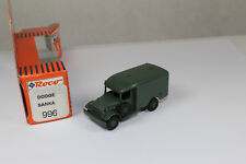 ro1127, Roco Minitanks 996 D-day Special / Dodge truck BOX mint 1/87 HO