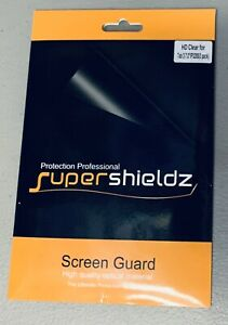 Supershieldz Screen Guard 3 Pack