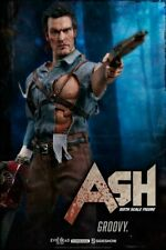 Evil Dead 2 ASH WILLIAMS 1/6 scale figure~Sideshow~action~Army of Darkness~BNIB