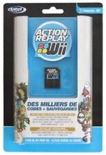 Datel Action Replay Cheat-Modul 1GB Adapter Power-Saves für Nintendo Wii Spiele