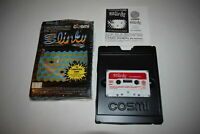 Slinky Commodore Atari TI Computer Video Game Cassette Complete in Box