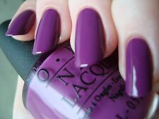 NEW! OPI NAIL POLISH Nail Lacquer in PAMPLONA PURPLE ~