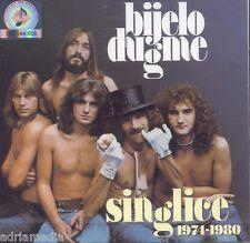 BIJELO DUGME 2 CD Singlice 1974 - 1980 Hit Singl Ploce Croatia Bebek Tifa Goran