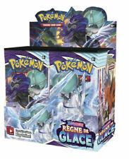 PRECOMMANDE Display 36 Booster REGNE DE GLACE Pokemon Epée & Bouclier FR NEUF