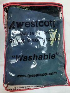 Westcott Sheet Background, Illuminator, Blue, 10' x 12', lightly used, F/S