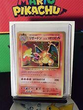 Japanese 1st Edition XY CP6 Charizard Holo Pokemon Card