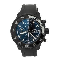IWC Aquatimer Galapagos Island Edition Chronograph Automatic Men's Watch