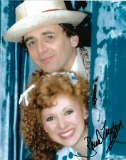 Doctor Dr Who - Bonnie Langford signed photograph 2