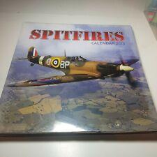 Spitfires 2013 Calendar - Poster Art