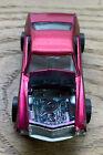 Vintage Hot Wheels Redlines 1968 CUSTOM AMX Rose Pink W/White Interior