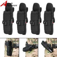 4X Rotatable Belt Clip Flashlight Holster Pouch for Nitecore P12 P15 P16 P20 P25