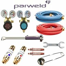 Parweld Oxy & Acetylene Gas Axe Burning Cutting Complete kit - Welding Tools