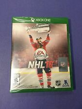 NHL 16 (XBOX ONE) NEW