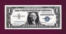 Fr.1621   $1  1957  B STAR  SILVER CERTIFICATE NOTE SN * 29050754 B  SUPERB GEM