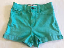 HOLLISTER Womens size 24 HIGH WAIST SHORTS EUC