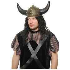 Viking Helmet Costume Accessory Adult Barbarian Halloween