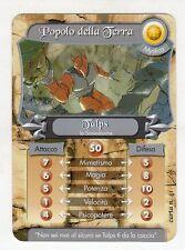 figurina - CARD GORMITI - MYSTICA TALPS