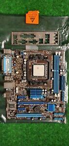 ASUS M5A78L-M LX V2 Motherboard AM3+ AMD FX FD8120 CPU 8Core - 3,1GHz + Blende