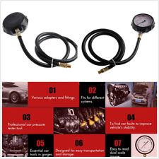Vehicles Wave Box Cylinder/Fuel/Oil Pressure Tester Set Diagnostic Tool 0-400PSI