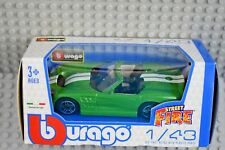 Bburago Street Fire 1:43  Shelby Series OneNeu & OVP