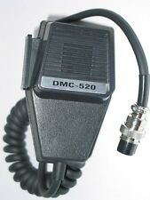 P4 CB Radio Hand Microphone Mic 4 Pin Plug Superstar Cobra wired