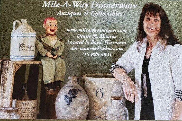 Mile-A-Way Dinnerware