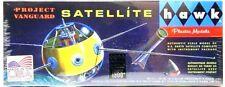 Lindberg 603 Hawk Project Vanguard space satellite model kit life size