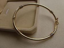 18k Bangle Fine Bracelets