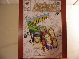Archer & Armstrong #5 (Valiant 1992) Free Domestic Shipping