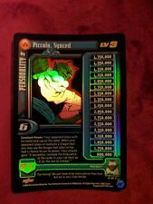 DBGT CCG Piccolo, Synced Limited FLAT FOIL Super Android 17 Saga #89