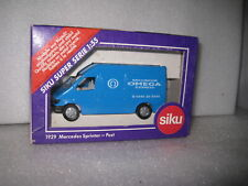 SIKU 1/55 MERCEDES BENZ SPRINTER VAN POST QUALITY MODEL MADE IN GERMANY 1929