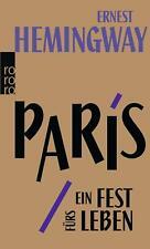 Paris, ein Fest fürs Leben von Ernest Hemingway (Taschenbuch)
