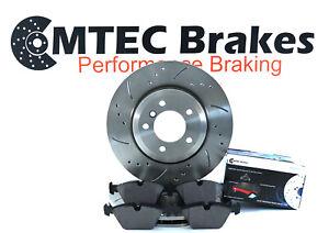 BMW F30 F31 F32 316 318 320 325 328 330 335 420 428 435 Rear Brake Discs Pads