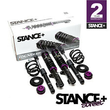 Stance+ Street Coilovers Suspension Kit Audi A3 1.8T S3 Quattro Only (99-03) 8L